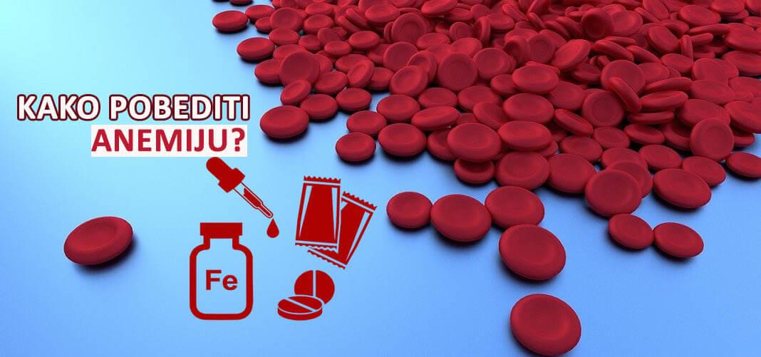 kako pobediti anemiju