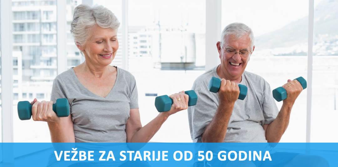 vezbe za starije od 50 godina