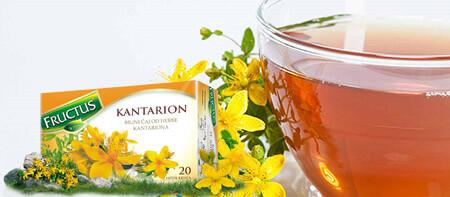 čaj od kantariona kao lek