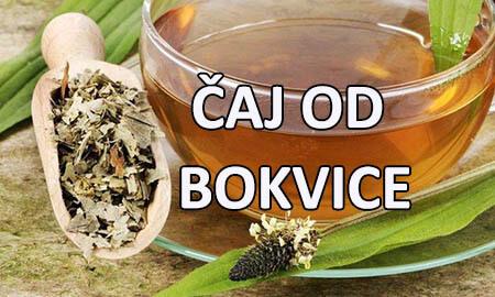 čaj od bokvice