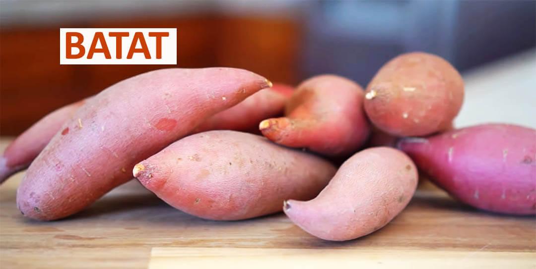slika batat slatkog krompira