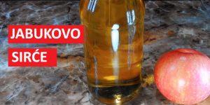 Recept kako se pravi Jabukovo sirće i zašto je dobro za zdravlje 🍏