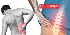 Bol u donjem delu leđa i kako ga se rešiti prirodno (vežbe)