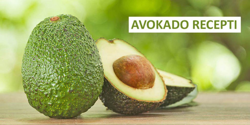 Recepti sa Avokadom