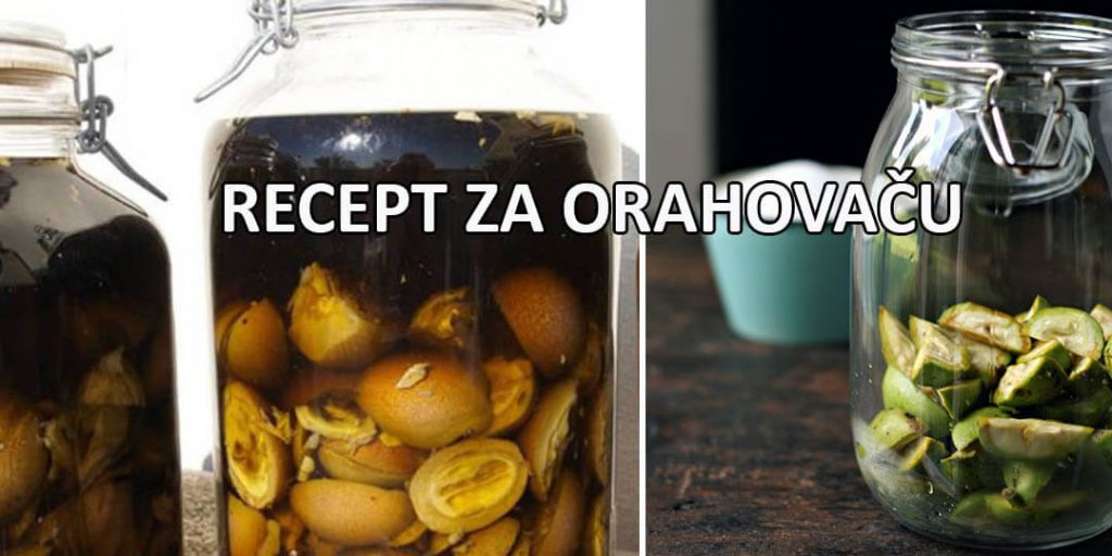 recept za orahovacu