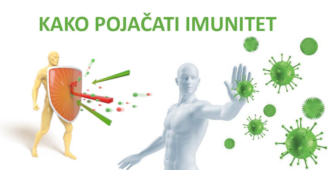 Kako pojačati imunitet