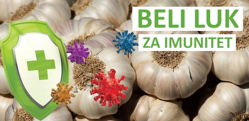 beli luk za imunitet
