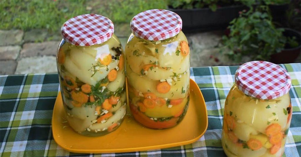 kisela paprika recept