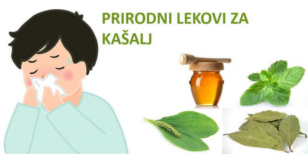 Prirodni lekovi za kašalj