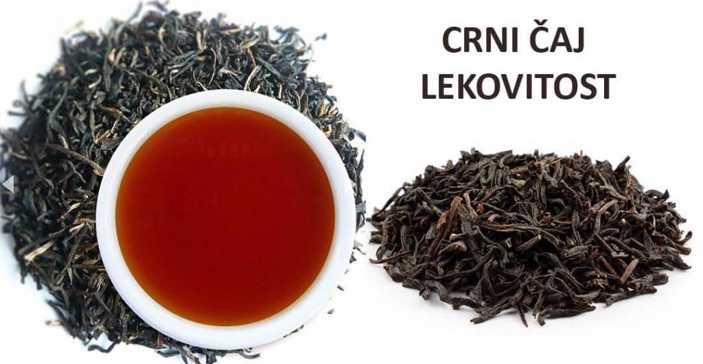 Crni čaj lekovitost