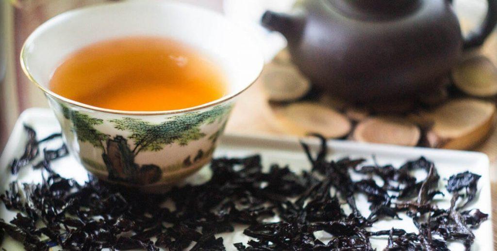 Crni čaj za mrsavljenje