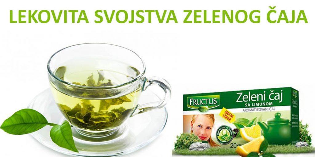 Lekovita svojstva zelenog čaja
