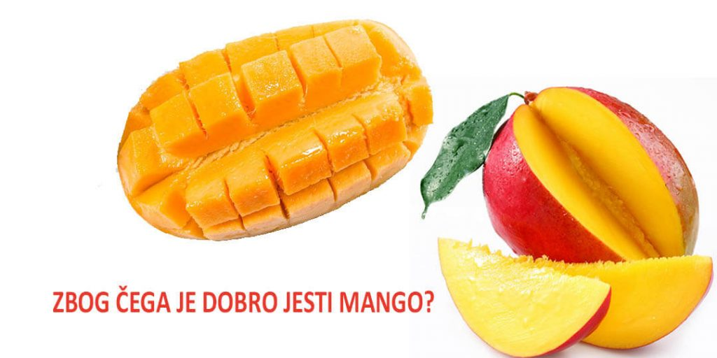 Zbog cega je dobro jesti mango