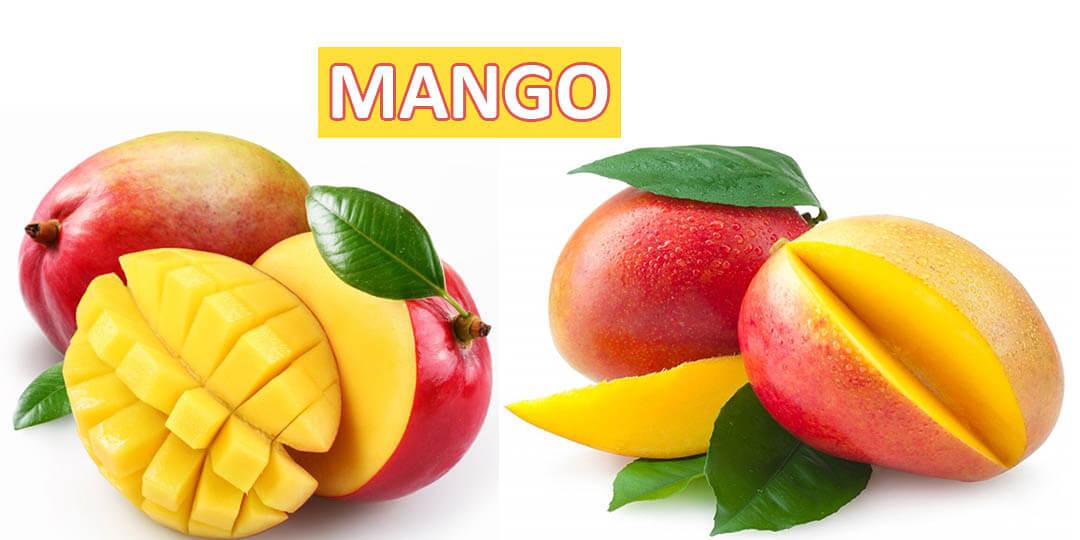 mango voće slika