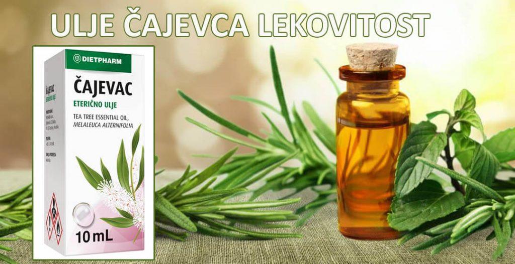 lekovita svojstva ulja čajevca