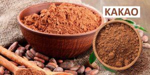 Kakao za zdravlje, lekovita svojstva i recepti