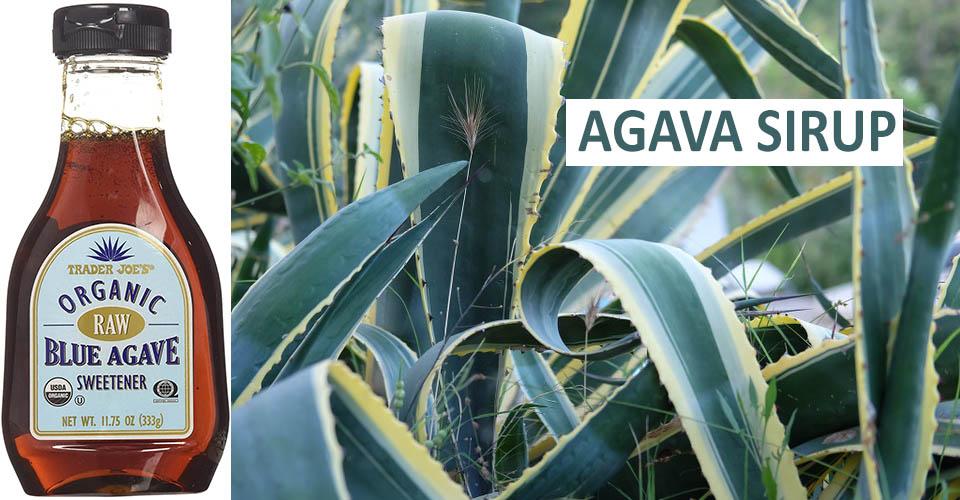 agava sirup